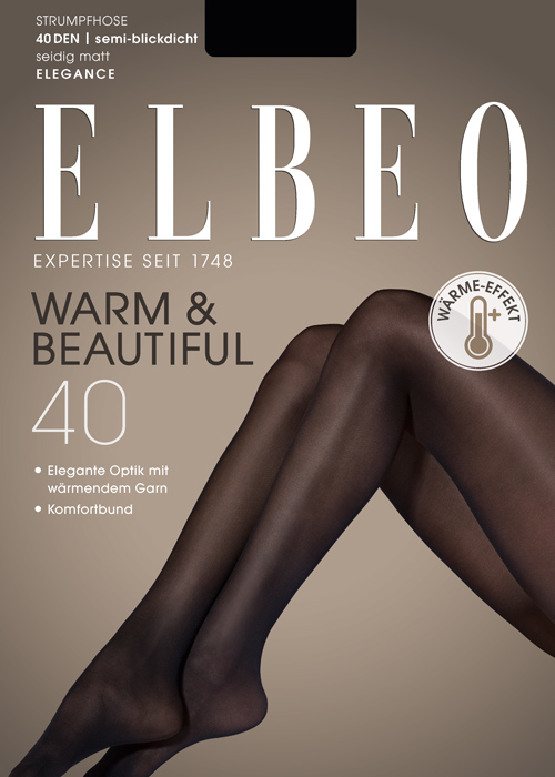 Elbeo Warm & Beautiful Strumpfhose 902944