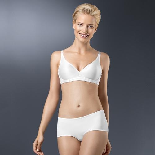 geringster Preis 1a212 a69cb HUBER Damen-Unterwäsche Bra Selection Soft-BH gepaddet ohne Bügel