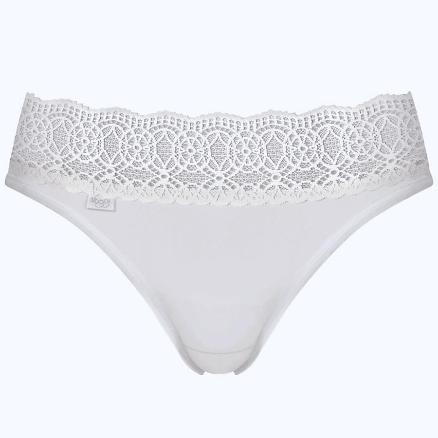 2er Pack, Sloggi Damen Taillenslip Sloggi Pure Sense Luxe BH